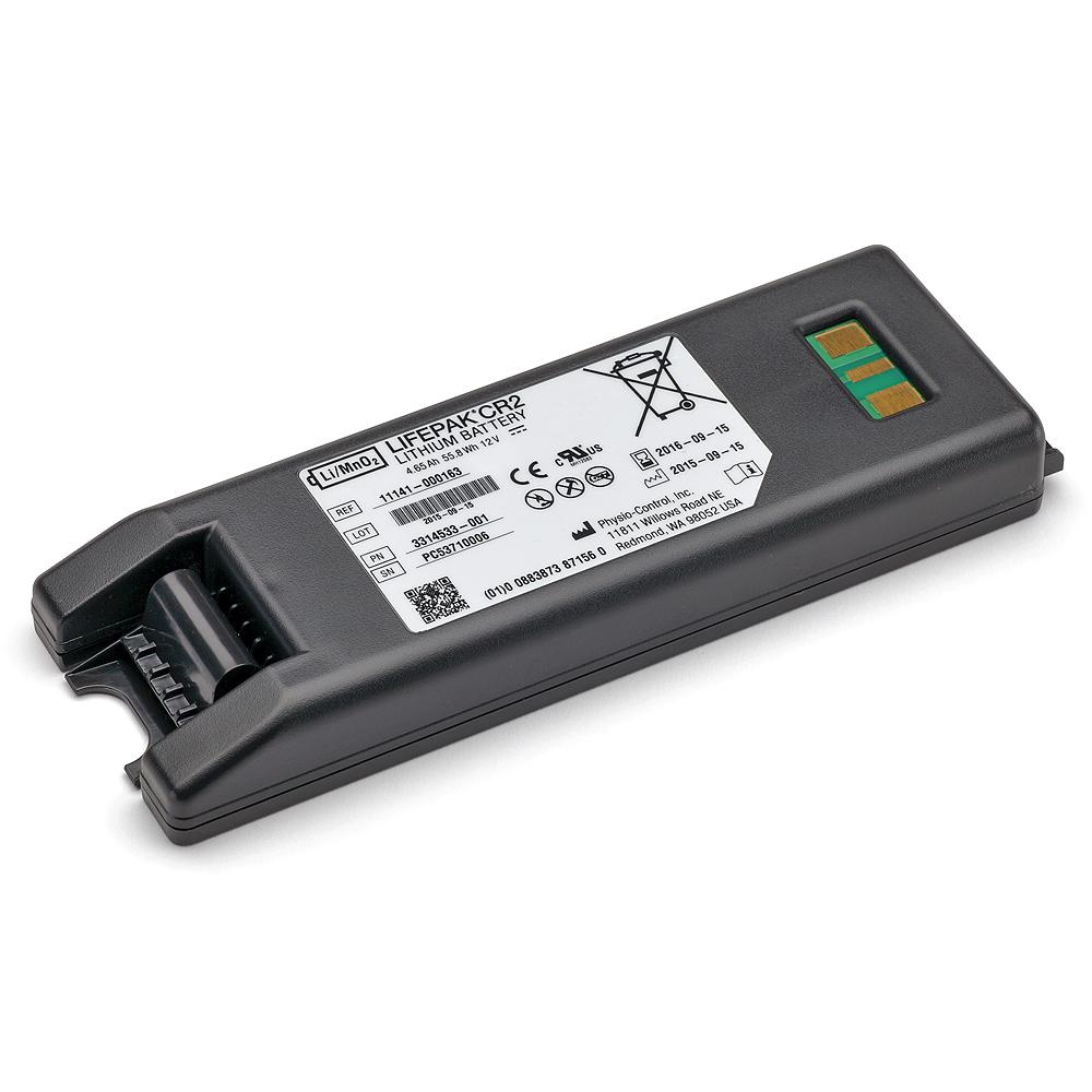 Batterie für LIFEPAK CR2