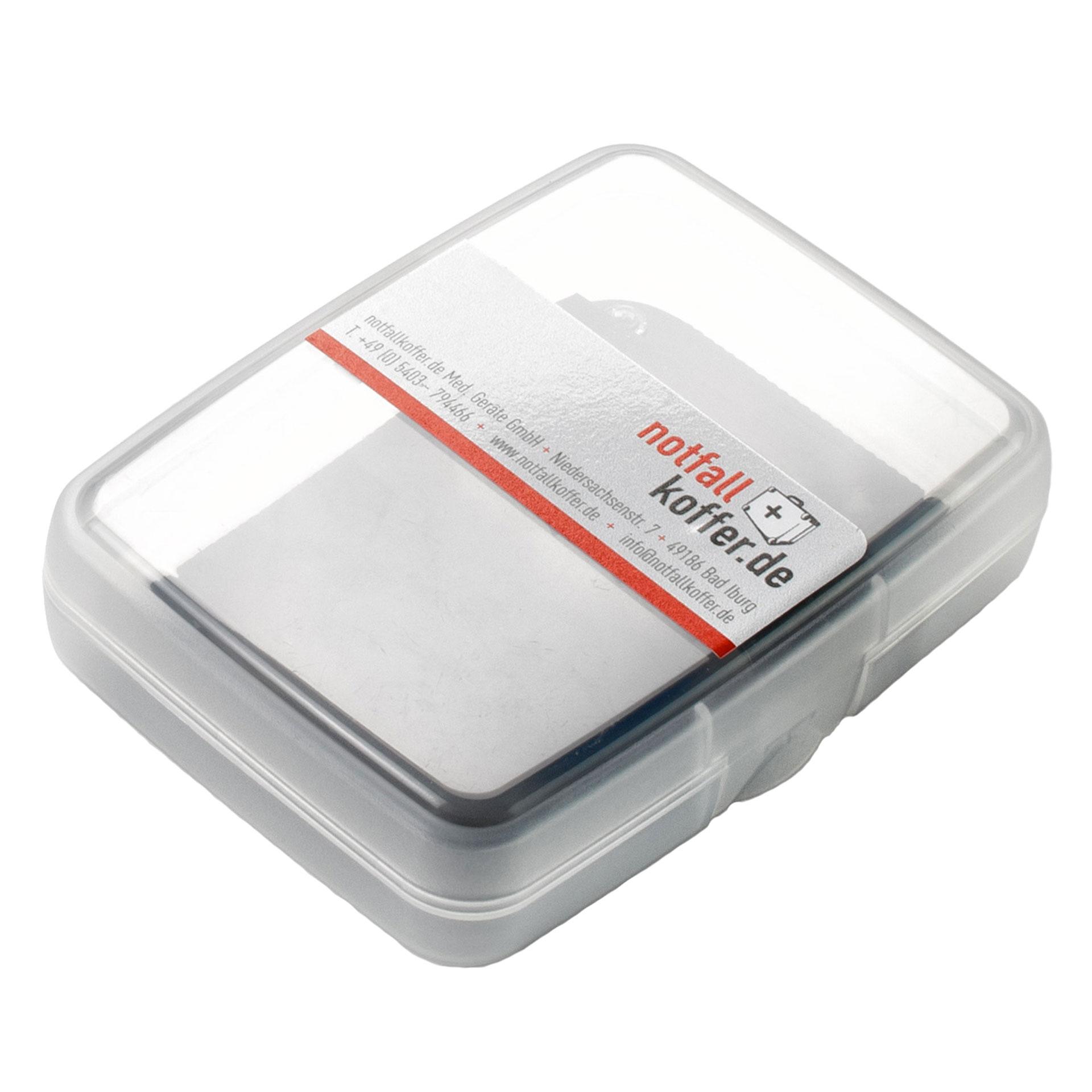 BTM-Box transparent, 5 Ampullen