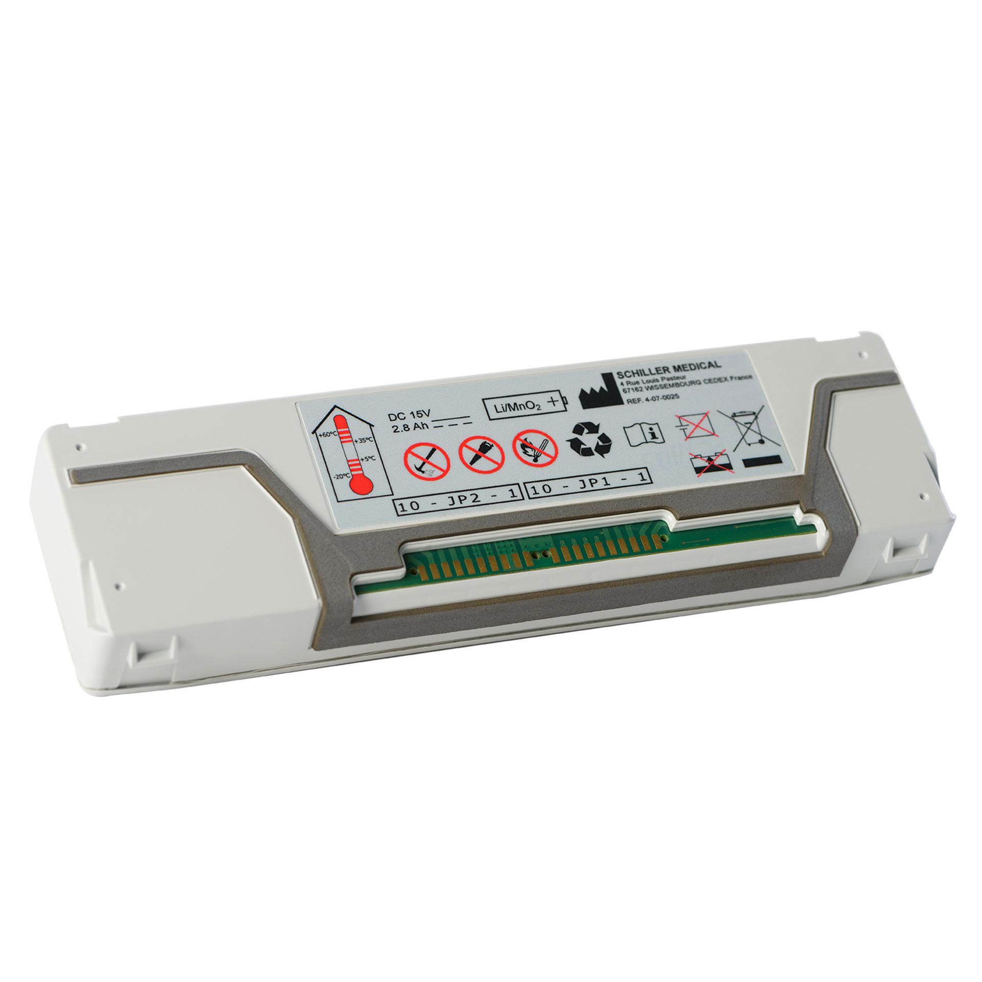 Batterie für FRED PA-1