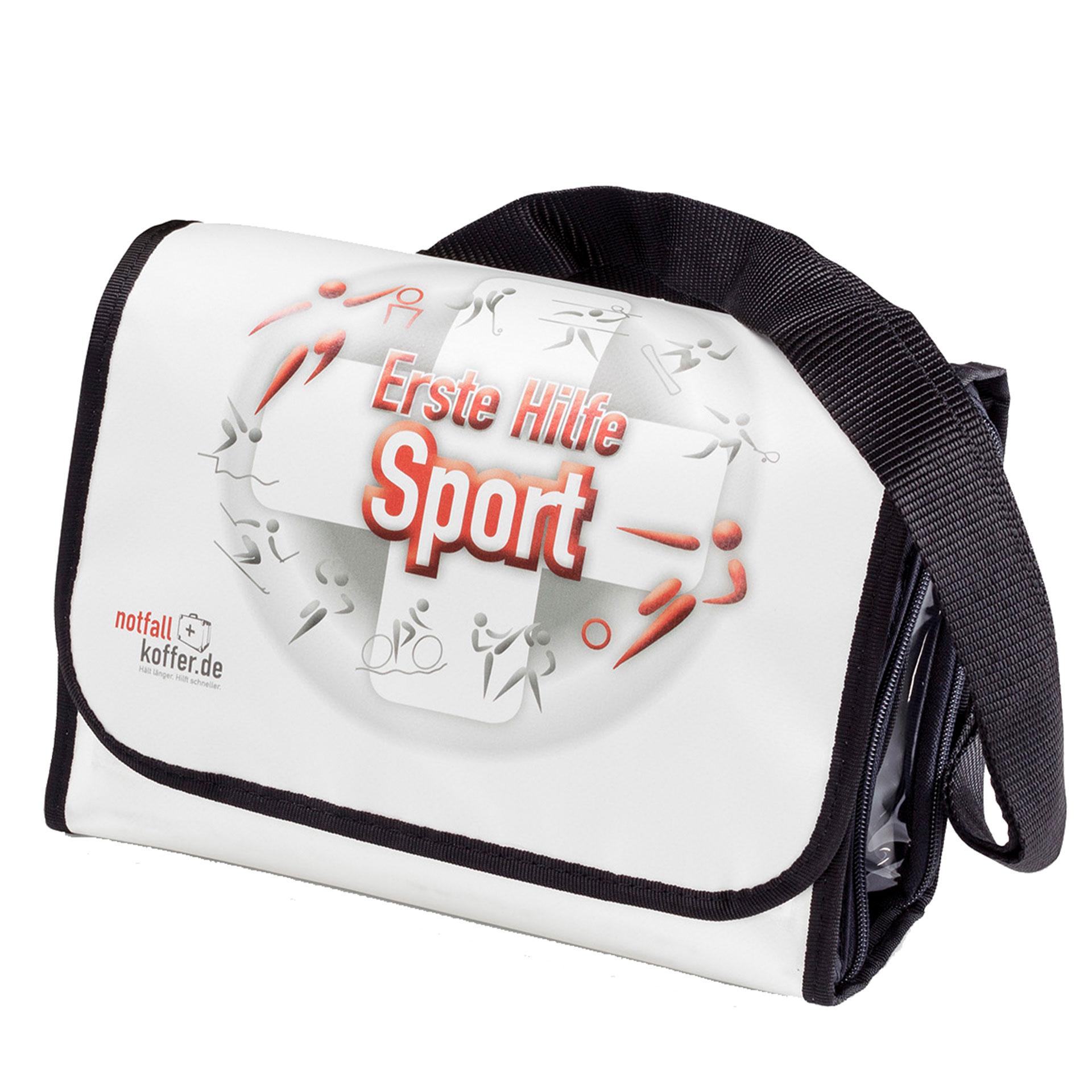 Notfalltasche Erste Hilfe Sport