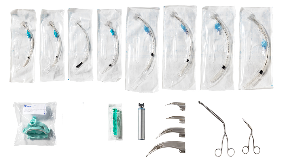 Intubationseinheit Kinder