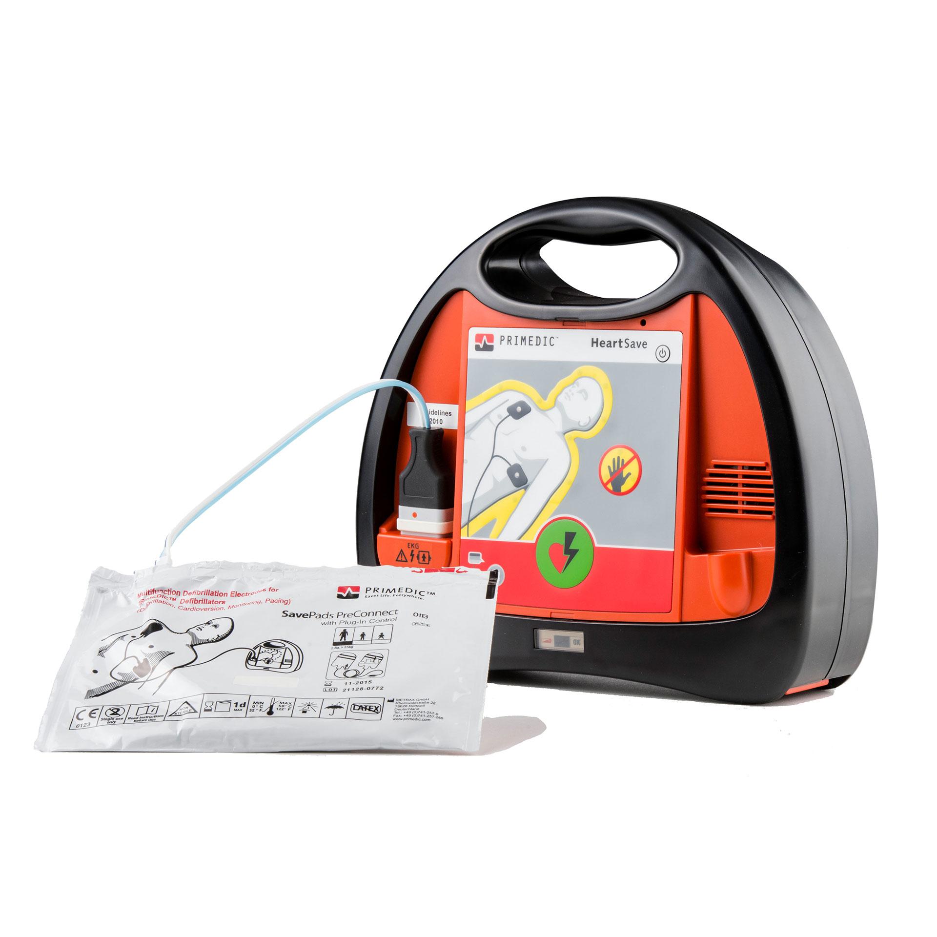 HeartSave AED - inkl. Einweisung
